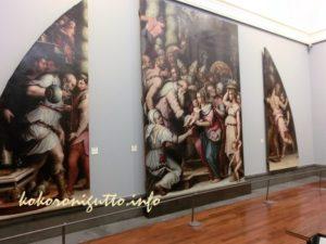 国立カポディモンテ美術館絵画