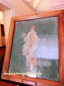 国立考古学博物館花の女神「フローラ」