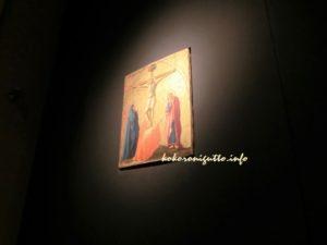 国立カポディモンテ美術館マサッチョ