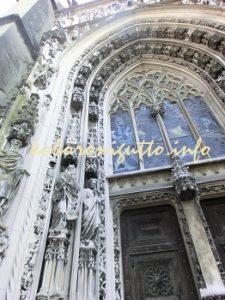 ジュネーブからローザンヌ ノートルダム大聖堂2