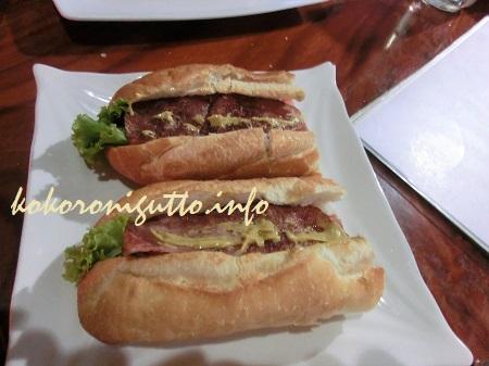 シアヌークビル 食事8