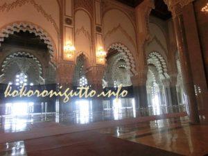カサブランカ ハッサン2世モスク4