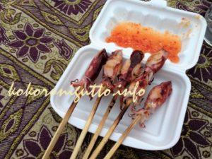 シアヌークビル 食事7