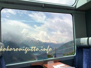 スイス 氷河特急2