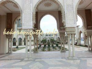 カサブランカ ハッサン2世モスク2