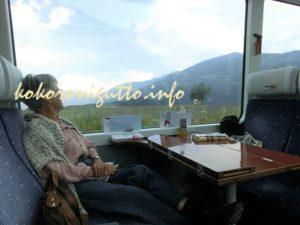 スイス 氷河特急4