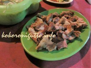 シアヌークビル 食事14