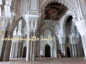 カサブランカ ハッサン2世モスク5