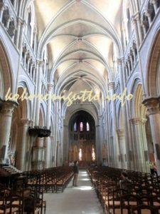 ジュネーブからローザンヌ ノートルダム大聖堂3