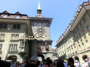 ベルン 時計塔