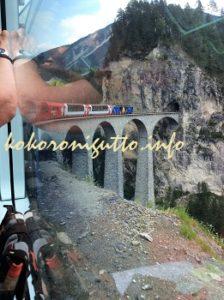 スイス 氷河特急8