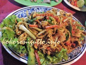 シアヌークビル 食事15