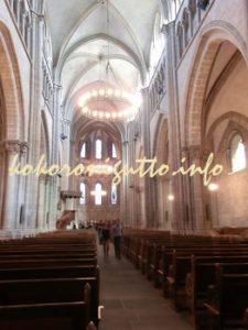 ジュネーブ サンピエール大聖堂2