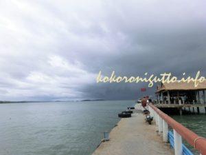 シアヌークビル セレンディピティビーチ2