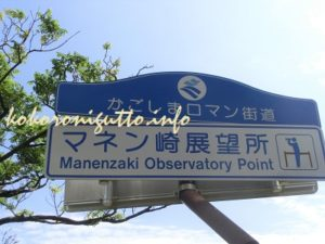 奄美大島 マネン崎展望台1
