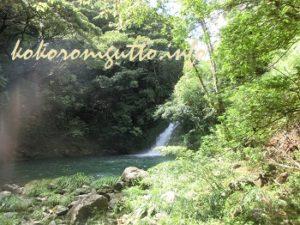 奄美大島 マテリアの滝5