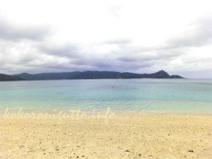 奄美大島崎原海岸2