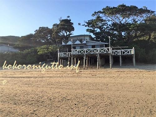 加計呂麻島で泊った宿「来々夏ハウス」が最高だった