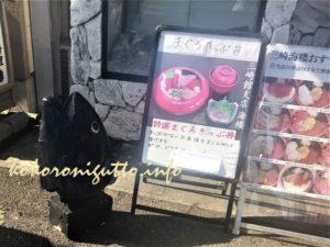 三崎館まぐろきっぷ丼2