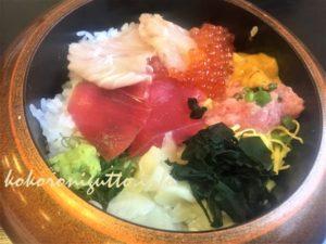 三崎館まぐろきっぷ丼5