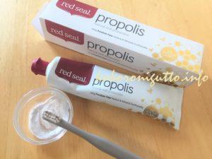 レッドシール プロポリス 歯磨き粉7