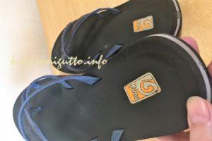 旅行中に歩きやすいビーチサンダル7