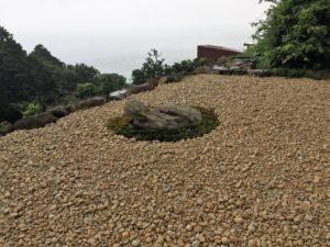 江之浦測候所 雨 ブログ 亀石1