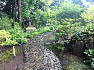 江之浦測候所 雨 ブログ 鉄宝塔1