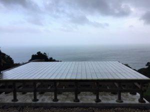 江之浦測候所 雨 ブログ 光学舞台2