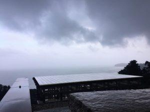 江之浦測候所 雨 ブログ 光学舞台3